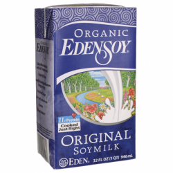Organic Edensoy Original Soymilk, 32 fl oz Liquid