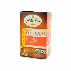 Rooibos Herbal Tea 100 Organic, 20 Bag(s)