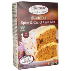 Spice & Carrot Cake Mix, 26 oz (737 grams) Pkg
