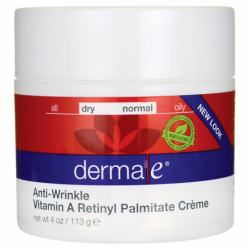 Vitamin A Retinyl Palmitate Creme, 4 oz Cream