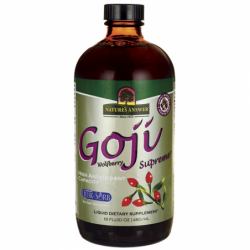 Goji Wolfberry Supreme with QuikSorb, 16 fl oz Liquid