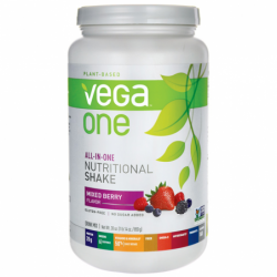 One AllInOne Nutritional Shake  Mixed Berry, 30 oz (850 grams) Pwdr
