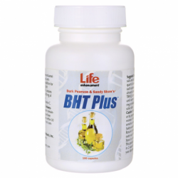 BHT Plus, 100 Caps