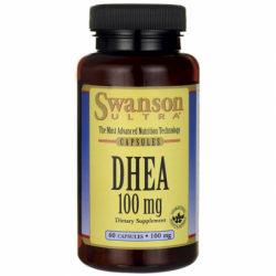 DHEA, 100 mg 60 Caps