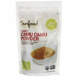 Tangy Camu Camu Powder, 3.5 oz Pkg