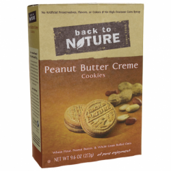 Peanut Butter Creme Cookies, 9.6 oz Box