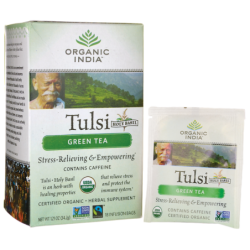 Green Tea Tulsi Tea, 18 Bag(s)