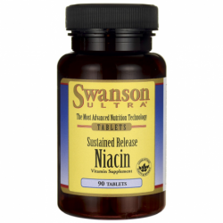 Sustained Release Niacin,...