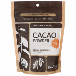 Chocolate Cacao Powder, 8 oz (227 grams) Pkg