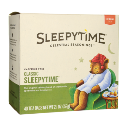 Herbal Tea Classic Sleepytime  Caffeine Free, 40 Bag(s)