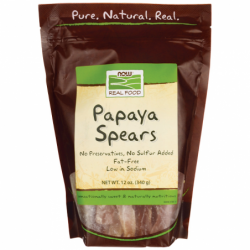 Papaya Spears, 12 oz (340 grams) Pkg