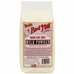 Non Fat Dry Milk Powder, 22 oz (623 grams) Pkg