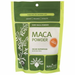 Raw Maca Power, 8 oz Pwdr