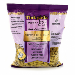 Brown Rice Elbow Pasta, 16 oz Pkg