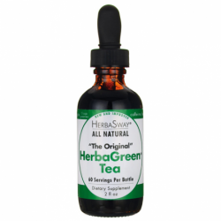 HerbaGreen Tea  The Original, 2 fl oz Liquid