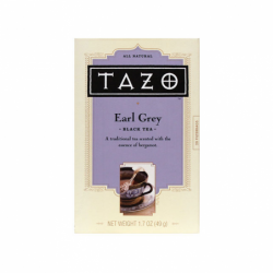 Black Tea  Earl Gray, 20 Bag(s)