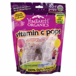 Vitamin C Lollipops, 40 Ct