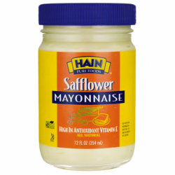 Safflower Mayonnaise, 12 fl oz (354 mL) Jar