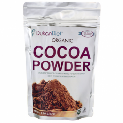Organic Cocoa Powder, 8 oz Pwdr