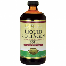 Liquid Collagen with Hyaluronic Acid & Vitamin D3, 16 fl oz Liquid