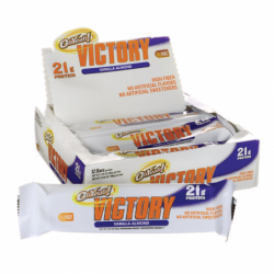 OhYeah Victory Bars  Vanilla Almond, 21 grams 12 / 2.29 oz Bar(s)