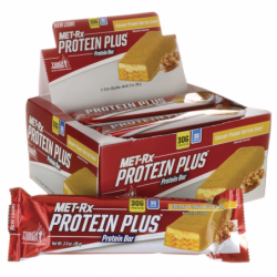 Protein Plus Protein Bar  Creamy Peanut Butter Crisp, 9/3.0 oz (85 grams) Bar(s)