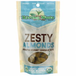 Zesty Almonds, 3 oz Pkg