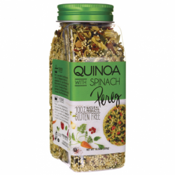 Quinoa with Spinach, 10.58 oz Pkg