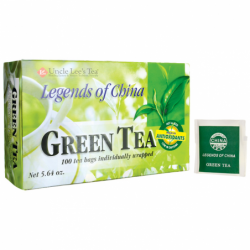 Legends of China Green Tea, 100 Bag(s)