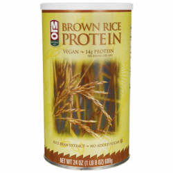Brown Rice Protein, 24 oz Pwdr