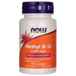 Methyl B12, 1,000 mcg 100 Lozenges
