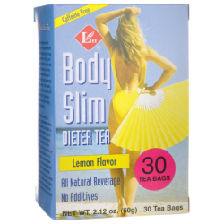 Body Slim Dieter Tea  Lemon, 30 Bag(s)