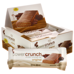 Power Crunch Protein Energy Bar  Mocha Creme, 12 Bar(s)
