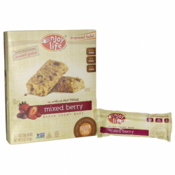 Baked Chewy Bars  Mixed Berry, 5 / 1 oz Bar(s)