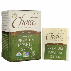 Premium Japanese Green Tea, 16 Bag(s)