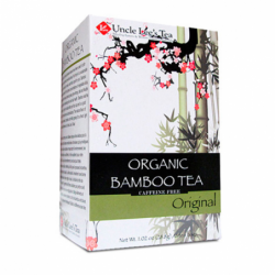 Organic Bamboo Tea  Original, 18 Bag(s)