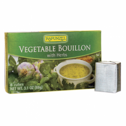 Vegetable Bouillon with Herbs, 8 Ct