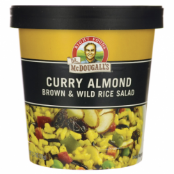 Curry Almond Brown & Wild Rice Salad, 2.5 oz Pkg