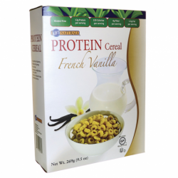 Protein Cereal  French Vanilla, 9.5 oz Box