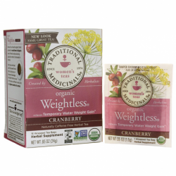 Organic Weightless Cranberry Tea, 16 Bag(s)