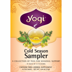 Cold Season Sampler, 16 Bag(s)
