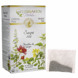 Organic Sage Leaf Tea, 24 Bag(s)
