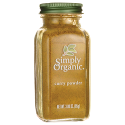 Curry Powder, 3 oz (85 grams) Pwdr