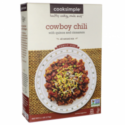 Cowboy Chili, 6.1 oz Box