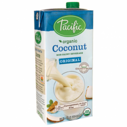 Organic Coconut NonDairy Beverage  Original, 32 fl oz (946 mL) Pkg