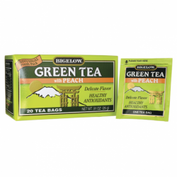 Green Tea with Peach, 20 Bag(s)