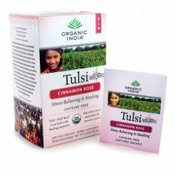 Tulsi Cinnamon Rose Tea, 18 Bag(s)