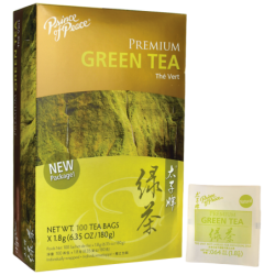 Premium Green Tea, 100 Bag(s)