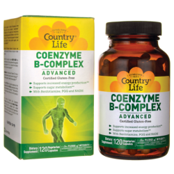Coenzyme BComplex Advanced, 120 Veg Caps