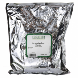 Horseradish Root Powder, 16 oz (453 grams) Pkg
